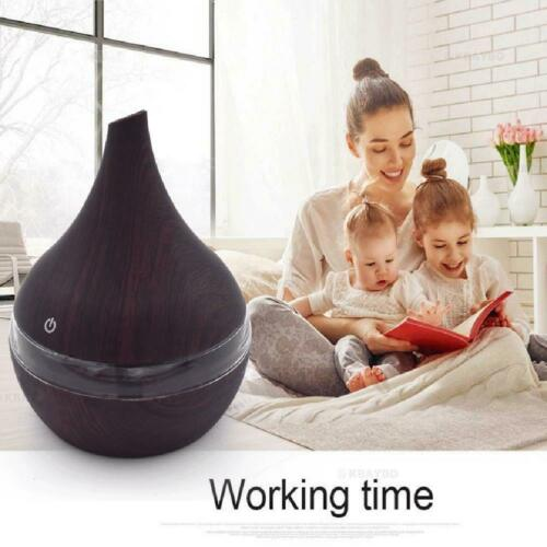 Ultraschall LED Luftbefeuchter Duftöl Aroma Diffuser Humidifier Raumbefeuchter