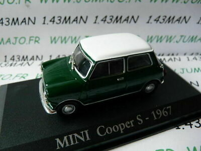 RBA36G voiture 1//43 RBA Italie IXO MINI COOPER s 1967