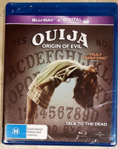 1 of 1 - Ouija - Origin Of Evil (Elizabeth Reaser) BLURAY *BRAND NEW / SEALED* (Region B)