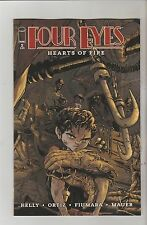IMAGE COMICS FOUR EYES HEARTS OF FIRE #2 MARCH 2016 1ST PRINT NM