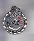 RARE PINS PIN'S .. GENDARMERIE BMO BRIGADE MOTORISE MOTO BMW NARBONNE 11 ARG.~CP