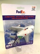 PULL BACK FUN PLANE Fedex (WITH LIGHT AND SOUND) for ages 3 and up.