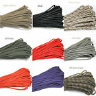 550 Paracord Mil Spec Type III 7 strand parachute cord 100ft 100 ft