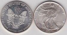 USA 1 Oncia Eagle 1995 ARGENTO DOLLARO in NEAR MINT CONDITION