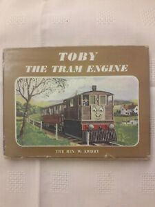Toby The Tram Engine No7 Very Good Second Edition 1954