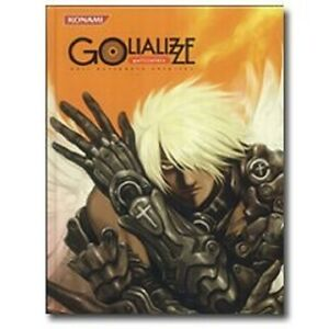 GOLI-MATSUMOTO-Archives-GOLIALIZZE-Art-Works-Book-KONAMI-Ltd