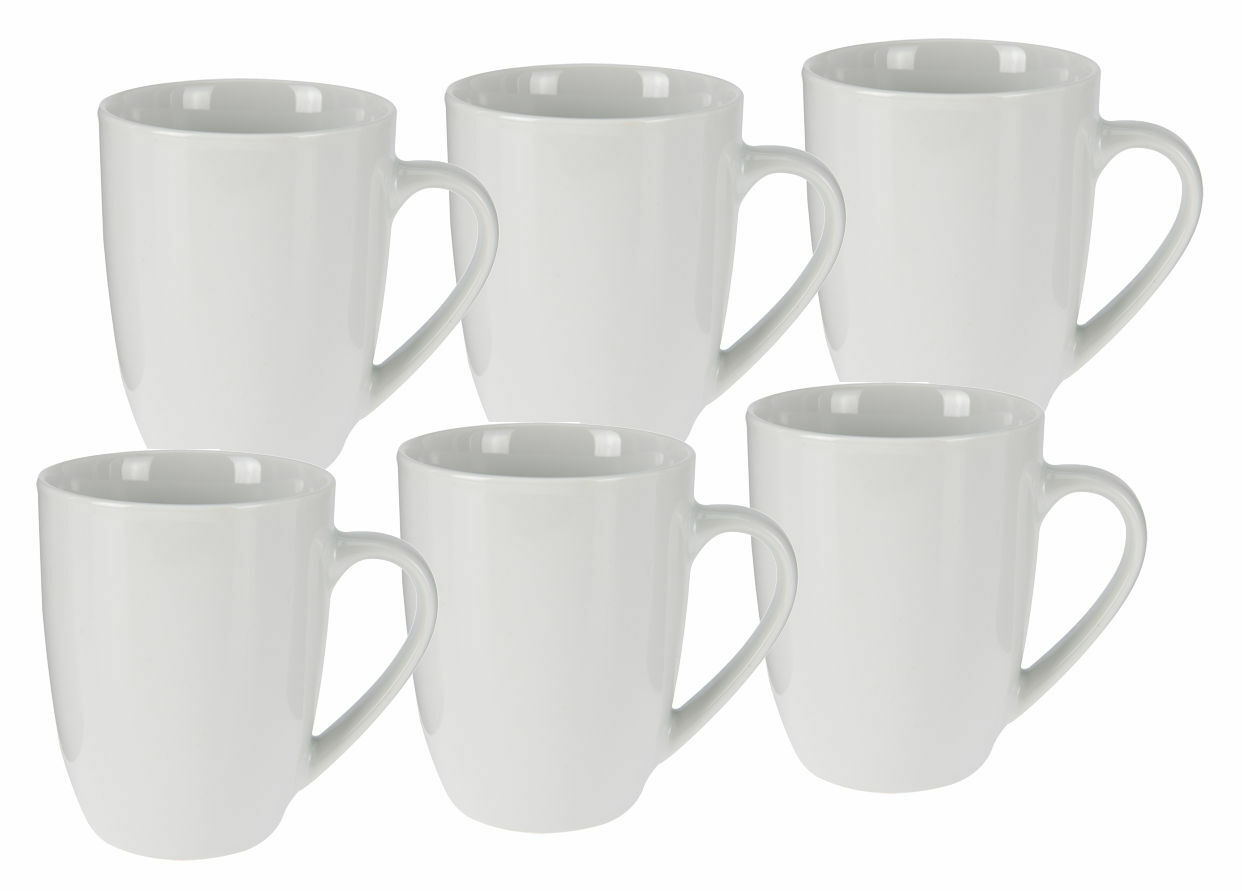 Fuck You Kaffeetasse Mittelfinger Kaffeebecher Stinkefinger Keramiktasse Weiß