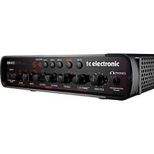 TC Electronic RH450 Bass Amp Compact Micro Head 450-Watt Amplifier w/ Tuner NEW