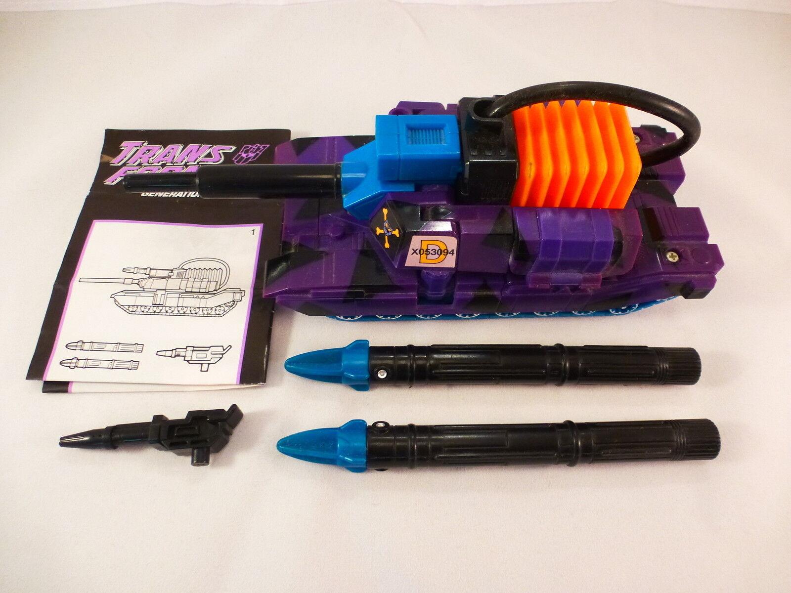 Transformers G2. Archforce Megatron (AA6)