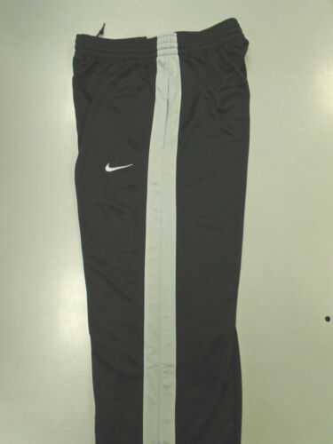 NIKE CASH PANTS WITH POCKET WITH ZIP Black//Wolf Grey 586224 011