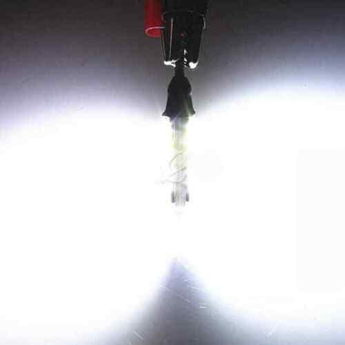 1x ERRORE CANBUS GRATIS T10 501 COB lampadine LED BIANCO XENON AUDI VW BMW MERCEDES SEAT
