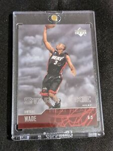 2003-04-Upper-Deck-Star-Rookie-305-Dwyane-Wade