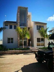Excelente casa en venta en Isla Mujeres