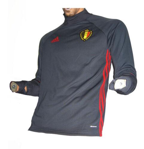 Belgien Belgium KBVB Sweatshirt Trainingsshirt Adidas 2015/17 Fußball