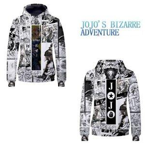 JoJo-039-s-Bizarre-Adventure-Hoodie-Men-Women-Anime-Casual-Pullover-Sweatshirt-Coat