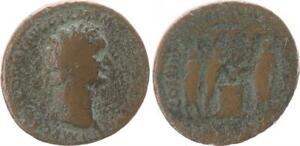 Dupondius 81-96 Antiguo/Romanos Monedas/Domitian (47603)