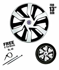 13 inch Double Color Wheel Cover- Maruti Wagonr (Set of 4)