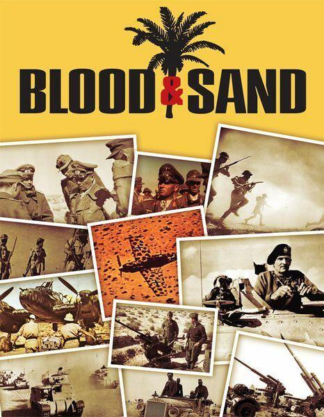 Blood & Sand-Worthington-Nuevo en Shrink-fuera de paquete