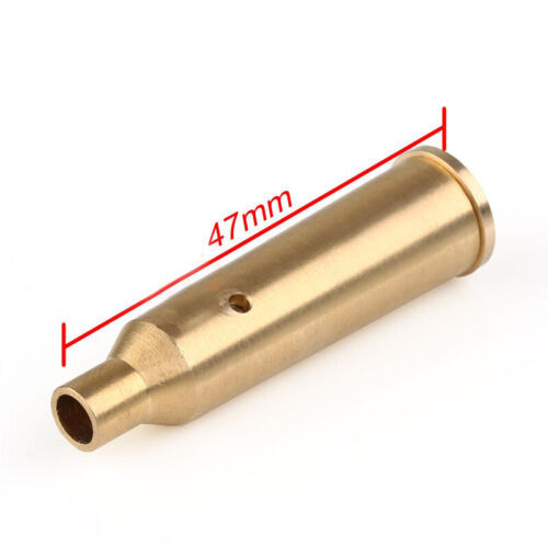 NEW Bore Sighter Boresighter 22-250cal Cartridge Red Laser Optics