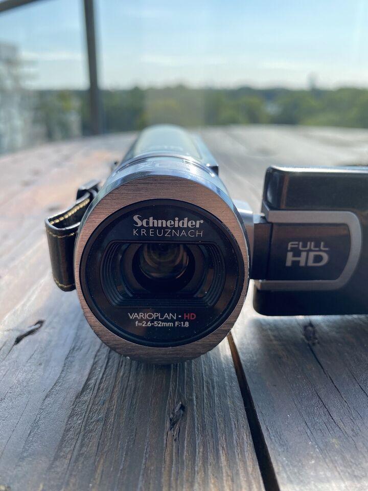 Videocamera, digitalt, Samsung