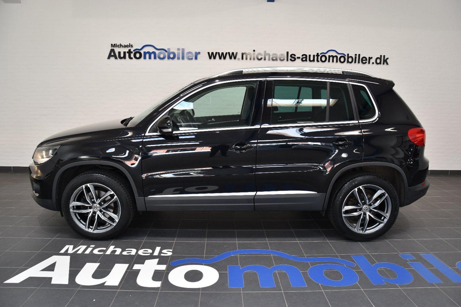 VW Tiguan 2,0 TDi 140 Sport & Style DSG 4M 5d - 273.500 kr.