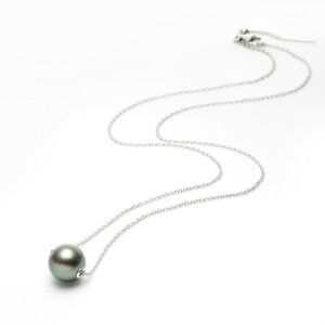 10mm-Tahitian-Saltwater-Cultured-Pearl-Pendant-Necklace-Sterling-Silver-Chain