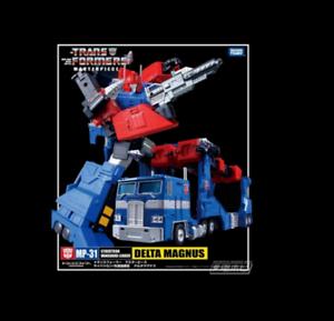Transformers Master Mp - 31 Ultra Magnus bienes de fábrica Edición en Caja Maggs