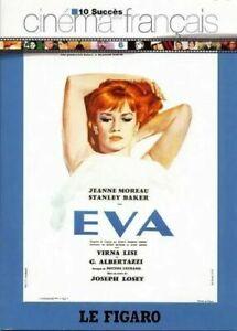 034-EVA-034-DVD-NEUF-Jeanne-MOREAU-Joseph-LOSEY-Drame-de-1962