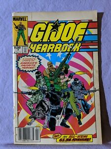 G-I-Joe-Yearbook-Comic-Book-Lot-Issues-2-3-4-Marvel-Comics-1986-1988-Readers