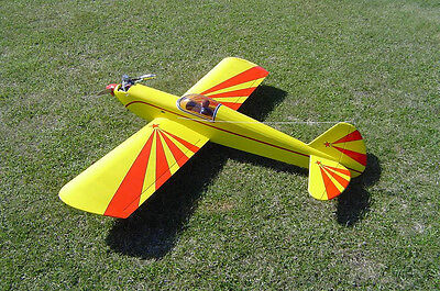 Giant  Super Sportster 90 Aerobatic Sport Plane Plans,Templates, Instruction