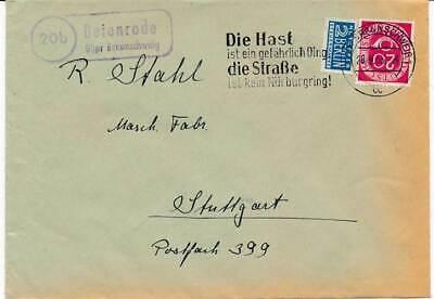 Bund Landpostblg 610713 Braunschweig Beienrode ü
