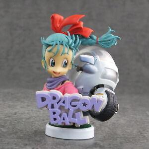 10 pcs set Bandai Dragon Ball Z Chara Puchi Trading Figure Songoku Return ver.