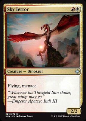 SKY TERROR X4 Ixalan XLN Magic MTG MINT CARD