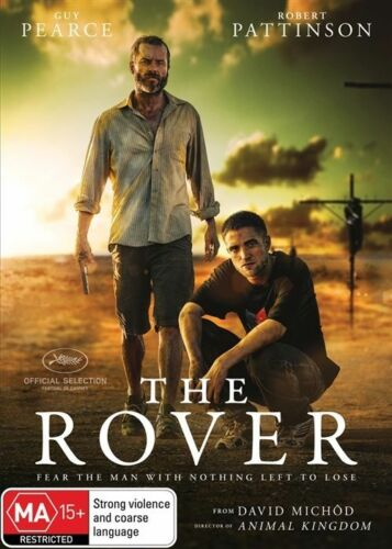 1 of 1 - The Rover (DVD, 2014) NEW