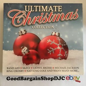Ultimate-Christmas-Collection-3CD-2015-New-amp-Sealed