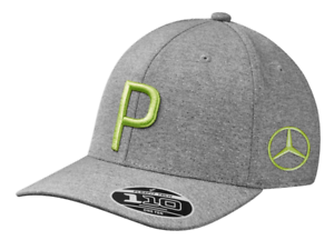 Image is loading Genuine-Mercedes-Benz-Rickie-Fowler-Puma-Golf-Cap- 1290108b9d