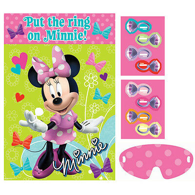 Disney Minnie Mouse Party Games Birthday party supplies Decorations Favors ~ New