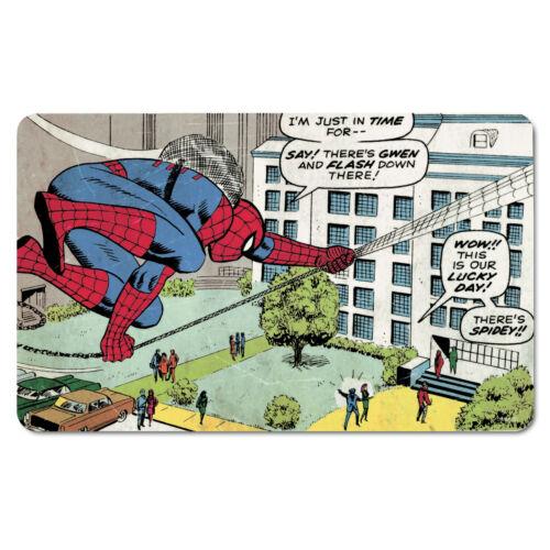 Marvel Comics Super Héros Spider-Man petit-déjeuner lamelles Planche à découper logoshirt