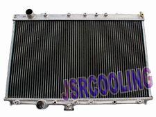 2ROW Radiator for Mitsubishi Lancer Evolution 1 2 3 EVO I II III 92-96 93 94 95