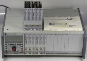 HBM-Hottinger-Baldwin-Messtechnik-MGC-Messverstaerker-AB12-MC30-MC55-PI12-CP12