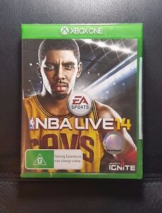 NBA-Live-14-BRAND-NEW-SEALED-Microsoft-Xbox-One-2013-Xbox-One-Game