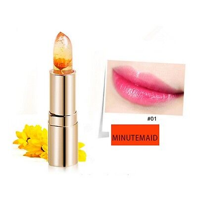 Original Kailijumei Lipstick Color Changing Magic Transparent Flower Jelly Red