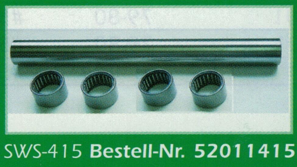 B LTD MK2 77-80 KR Swing Arm Needle Bearing Set SWS-415 KAWASAKI Z 1000 A