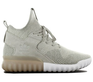 separation shoes 0fc3e 60d6e Image is loading Adidas-Originals-Tubular-x-Pk-Primeknit-Men-039-
