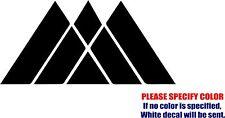 """Vinyl Decal Sticker - Destiny Warlock Emblem Car Truck Bumper Window JDM Fun 7"""""""