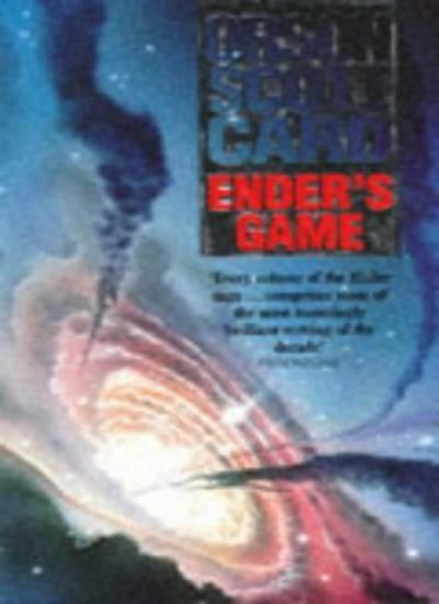 Ender's Game By Orson Scott Card. 9780099496106