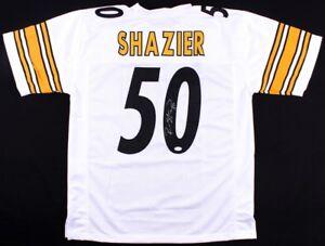 huge discount 01b9e ebef2 Details about Ryan Shazier Signed Steelers Jersey (TSE COA) 2016 Pro Bowl  Inside Linebacker