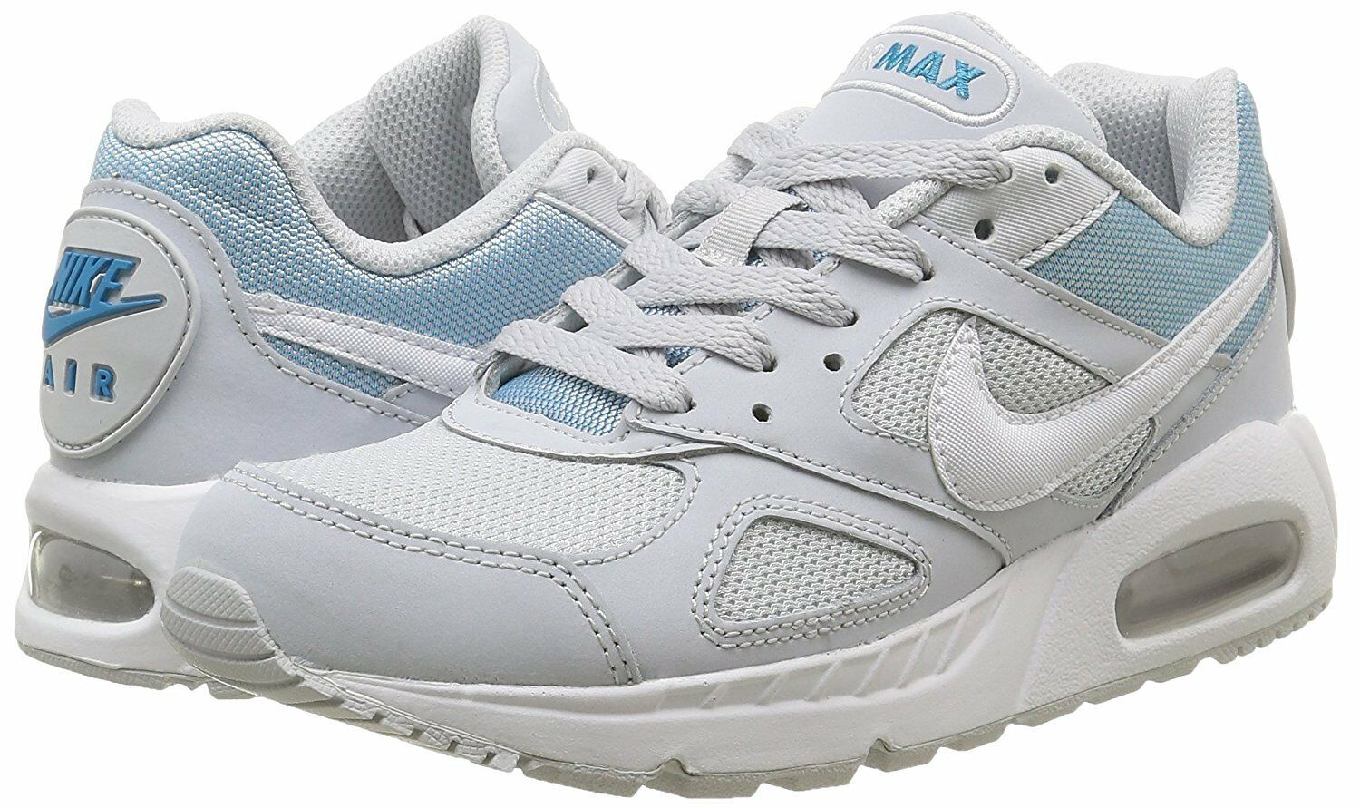 Women's Nike Mult Air Max IVO Running Shoes, 580519 014 Mult Nike Sizes Pure Platinum/Whit 36670a