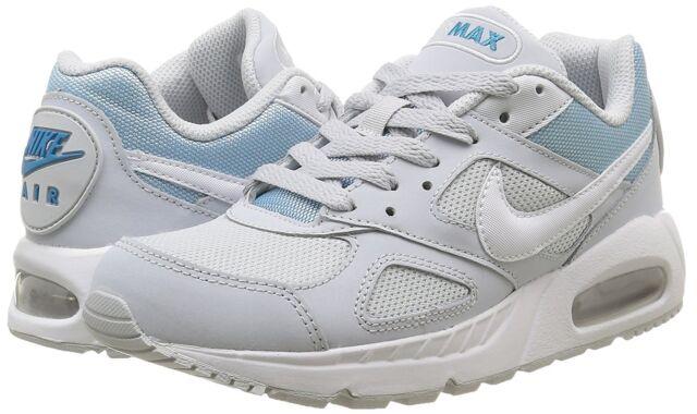 Women's Nike Air Max IVO Running Shoes, 580519 014 Mult Sizes Pure PlatinumWhit
