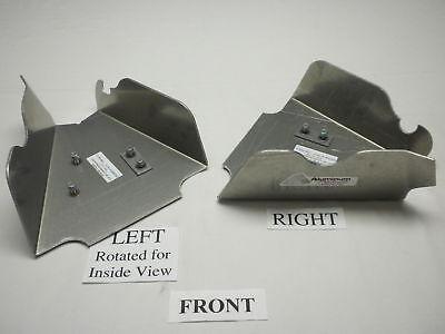 YAMAHA RHINO 660-06-07 450-06-10 Stick Guards-Rear CV Boot Guards A Arm Skids